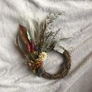 point mini wreath