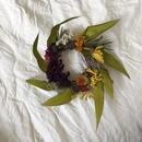 Candle wreath pistachio