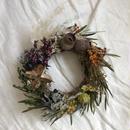 Cdndle wreath mix