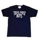 TOKYO SHOCK BOYS T-SHIRTS NAVY