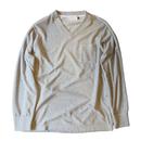 TSB トルコ産長綿パイルロングTシャツ(グレイ、インディゴ、ネイビー)