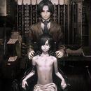 複製原画パネル「屍者の帝国 #001」B4サイズ