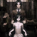 複製原画パネル「屍者の帝国 #001」P20サイズ