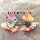 BACKYARD フリフリピアス
