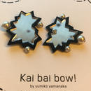 kai  bai  bow!  いびつ星ピアス