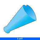 E-yell 応援メガホン