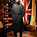Soundman ×UW / Long Coat / Navy
