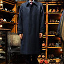 batak  /  Classic  Raglan  Coat / Herringbone