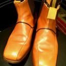 Tricker's Side Gore Boots Secondhand Size 6half