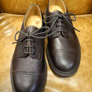 18.29 Rejected Tricker's / Brown / Imitation Cap Toe Shoes / Dainite W Sole / Size 6 half