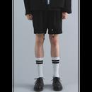 CHRISTIAN DADA  Twill shorts