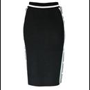 MSGM jersey pencil skirt