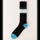 FACETASM LINE SOCKS  blue