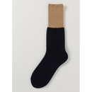 petite robe noire socks/バイカラー カシミヤ ソックス