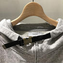FACETASM - Oversized Hoodie With Belt
