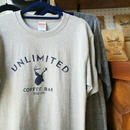 UCB Original T-Shirts 【GREY】 / UCB オリジナル Tシャツ 【グレー】