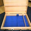 紀州熊野ひのき鞄【A4サイズ】 ご希望のロゴ入