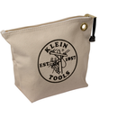 KLEIN TOOLS CANVAS ZIPPER BAG(大)