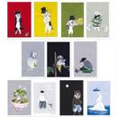 庄野ナホコ ポストカード
