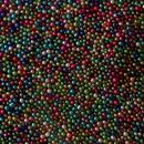 グラスシードビーズ マルチカラー ミクロ(穴なし) 45g セット(0.7mm) (B267)
