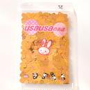 usausaのお店 【アウトレット商品】スパンコールフラットタイプ ゴールド 2000枚セット 約8mm (B300)
