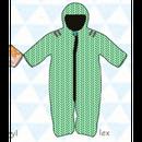 ducksday Baby snow suit Lex (62cm / 68cm )