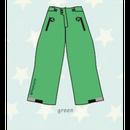 ducksday Lined winter pants  Green ( 2y / 4y / 6y )