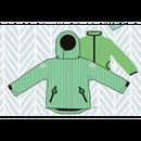 ducksday Detachable fleece&jacket Lex ( 2y / 4y / 6y )
