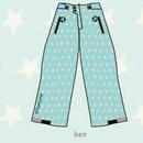 ducksday Lined winter pants  Ben  ( 8y / 10y / 12y )