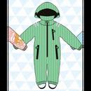 ducksday Rain suits Lex  (74-80cm~92-98cm)