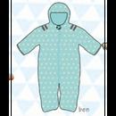 ducksday Baby snow suit Ben (62cm / 68cm )