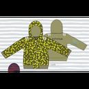 ducksday Reversible jacket clyde ( 2y / 4y / 6y )