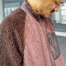 meanswhile, Behavior Fleece Jacket
