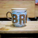 BROWN by 2-tacs Brown mug (B-F004M)