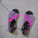 "FITKICKS Womens Black x Pink ""Primal"""