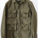 TAKE&SONS Flyman Shirt, Khaki