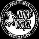 【日本製】NINJA WORKZ premium E-lixirs 15mL