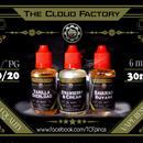 【スイーツ】【タバコ】TCF E-Liquids 30ml  ニコチン0mg 全3種類