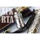 【RTA】AFK Studio mods damascus 24mm RTA ダマスカス タンクアトマイザー(A25)