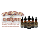 【ウイスキータバコ】Whiskey Rebellion USA Eliquid 30ml