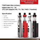 KangerTech TOPBOX mini(カンガーテック トップボックスミニ)