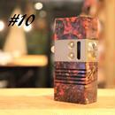 Mellody Box mod BTTOモデル DNA60 18650 size №#10  ※3か月メーカー保証付き