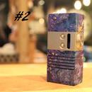 Mellody Box mod BTTOモデル DNA60 18650 size №#2  ※3か月メーカー保証付き