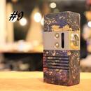 Mellody Box mod BTTOモデル DNA60 18650 size №#9  ※3か月メーカー保証付き
