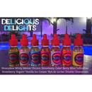 【タバコ】【フルーツ】【スイーツ】Delicious Delights Premium E-juice 50ml 全7種
