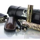 【フルメカニカル】AFK Studio mods Brass Color mech mod 24mm 18650 size ブラスチューブモッド
