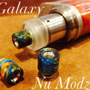 NuModz HAND-MADE Drip Tip #Galaxy