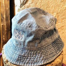 DENIM HAT / blue