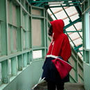 BIG PARKA / red