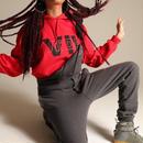 VII  ロゴ foodie (red)